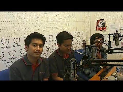 Hug Radio Thailand Live ดีเจกบ ธวัชชัย กับศิลปินรับเชิญ พงศ์ พัน ไมค์ทองคำ