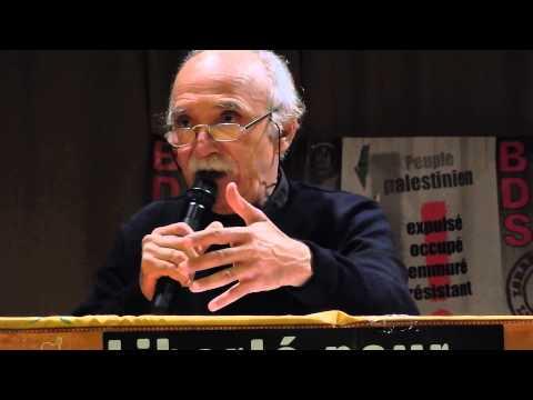 Michel Warschawski à Colmar