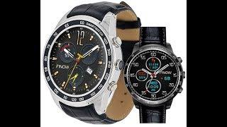 FINOW Q7 Plus 3G Smartwatch Phone Review Video
