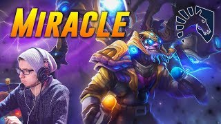 Miracle Tinker | Dota 2 Pro Gameplay