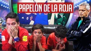 CHILE A LA VUELTA DE LA RUEDA - PERÚ 3 VS CHILE 0