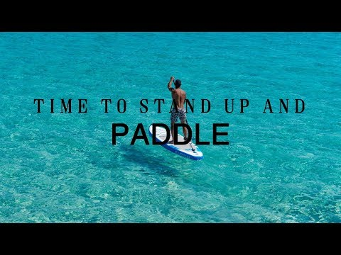 Time To Stand Up And Paddle | Bluefin SUP 10'8 Cruise Paddleboard | Adventure In Sicily (Italy)