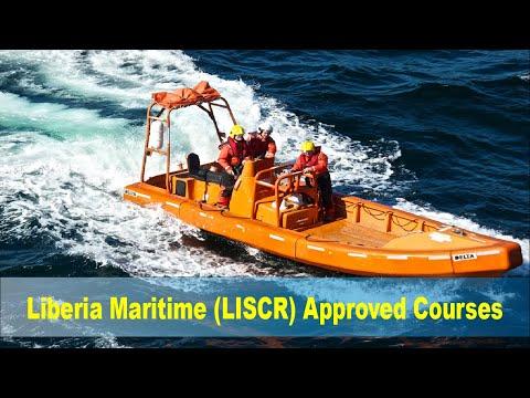 Liberia Maritme Approved Courses   Liberia Maritime Training   Aims Maritime