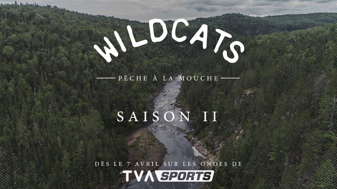 Wildcats Teaser Saison 2 Tva Sports Youtube