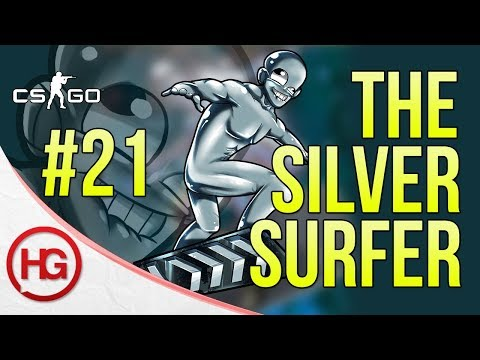 The Silver Surfer #21 (CS:GO)