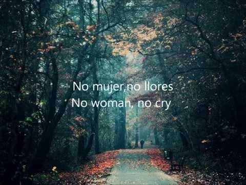 Bob Marley - No woman, no cry (Subtitulos al español)