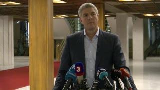 Naživo: Bugár podáva vyhlásenie po predsedníctve Most-Híd