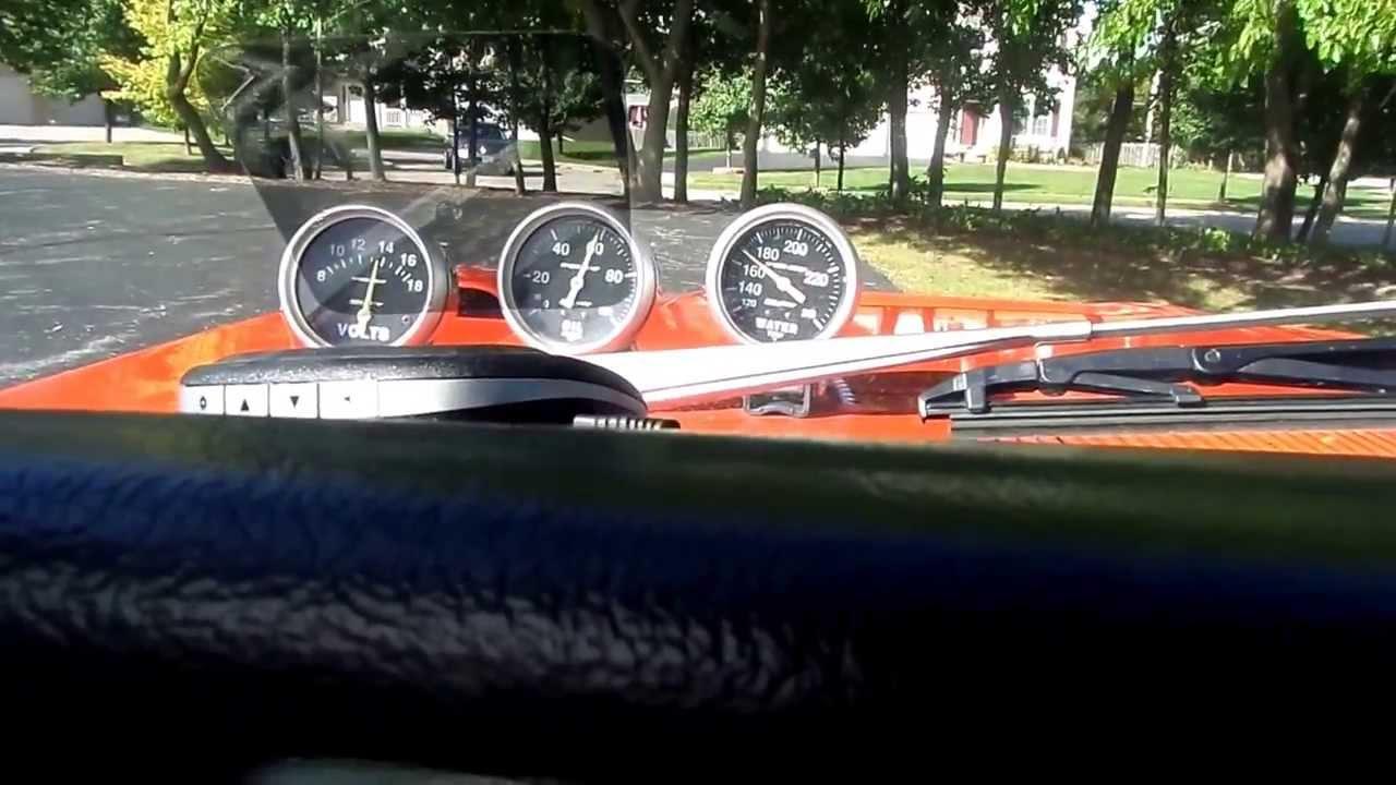 1969 Dodge Daytona 500RESTORED CHARGER HEMI ORANGE BIG BLOCK