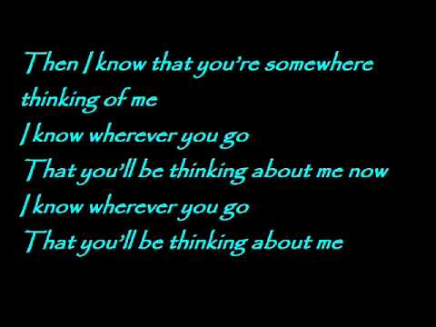 olly murs thinking of me lyrics