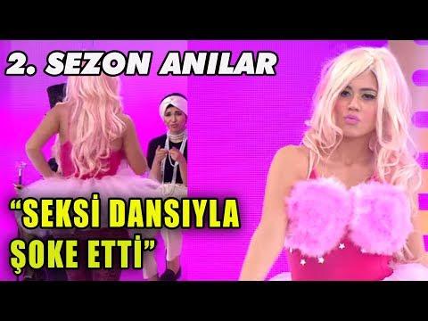 Nihal Candan Nicki Minaj Oldu, Seksi...