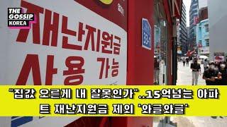 """""""집값 오른게 내 잘못인가""""..15억…"""