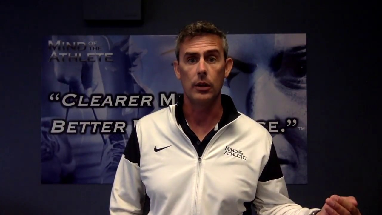 So you want to be a sports psychologist ...