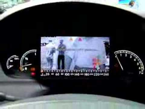 Night vision mercedes benz cl 500 youtube for Mercedes benz night vision