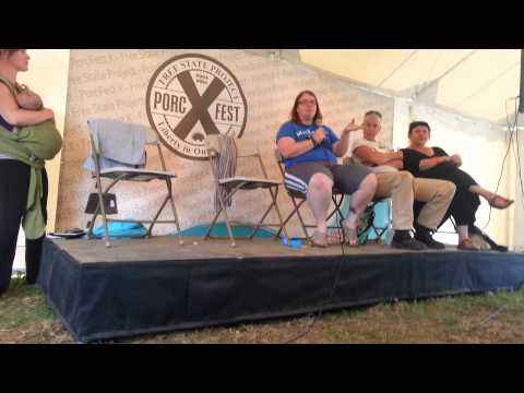 WOMEN IN LIBERTY PART 1 - Porcfest X 2013
