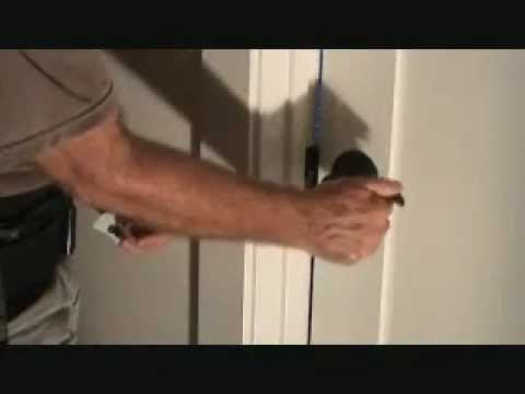 No Quot Key Quot For Privacy Door Lock No Problemo Youtube