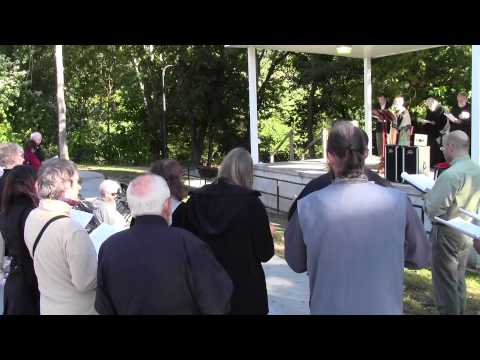 Pan-Orthodox Service for the Preservation of the Environment 2013-09-22