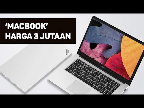 Ini Dia 'MacBook' dengan Harga 3 Jutaan!