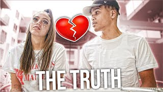 THE TRUTH: BETWEEN US.. WHAT REALLY HAPPENED!