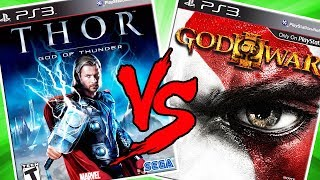 5 JOGOS DA MARVEL QUE COPIARAM GOD OF WAR!