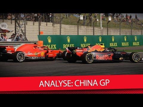 Formel 1 2018: Vettel vs. Verstappen (China GP)