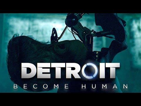 DETROIT: BECOME HUMAN 👁️ 008: Reboot // Maschinen-Metzger