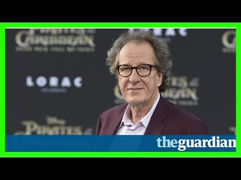 Geoffrey rush sues sydney daily telegraph over 'inappropriate behaviour' report