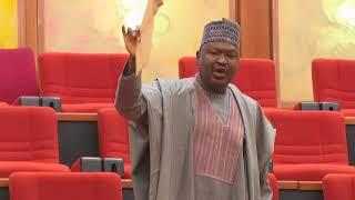 Senators clash over Ganduje, Kwankwaso feud