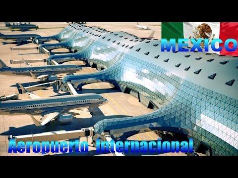 MEGACONSTRUCCIONES: Construcción del Nuevo Aeropuerto Internacional de la Ciudad de México