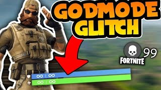 GOD MODE GLITCH FORTNITE INVINCIBLE ! ( NO STORM DAMAGE ) PS4 XBOX ONE PC !