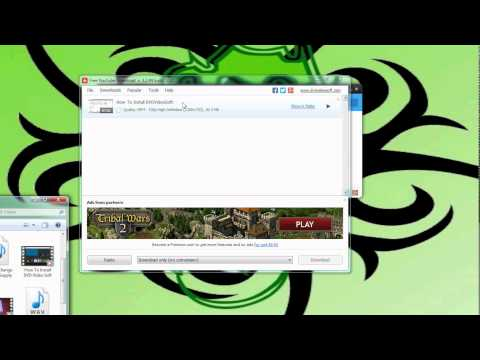 DVDVideoSoft How To Use Youtube Downloader