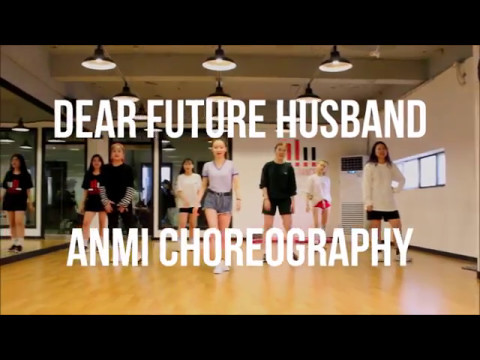 Dear Future Husband-Meghan Trainor | Anmi Choreography | Peace Dance