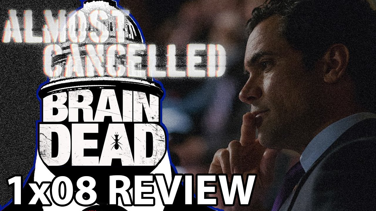 Download BrainDead Season 1 Episode 8 'The Path to War Part One' Review