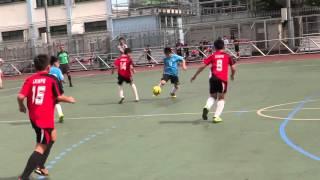 2015/10/28小學5人賽-梁潔華vs男拔(32強)
