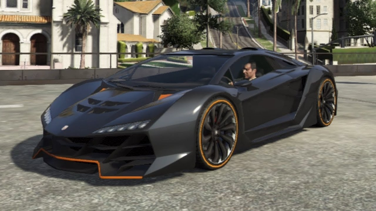"GTA 5 - ""Pegassi Zentorno"" Car Customization Guide! GTA 5 ..."