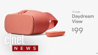 Google's new Daydream View VR headset