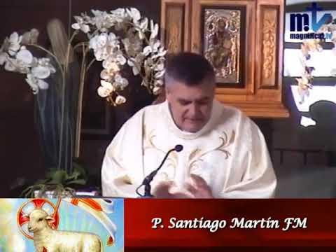 Homilía. San José, obrero. Martes 01 de mayo de 2018. P. Santiago Martín