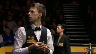 Snooker Audience Fart - Judd Trump v Ronnie O'Sullivan - May 3rd 2013 thumbnail