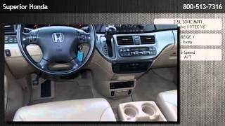2007 Honda Odyssey EX-L with DVD Rear Entertainment System  - Metarie