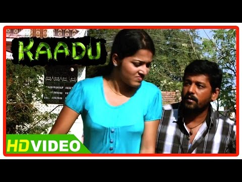 Kaadu Tamil Movie Scenes HD | Vidharth helps Samskruthy | Thambi Ramaiah