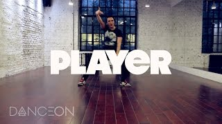 Tinashe - Player ft. Chris Brown | @iamandrewheart choreography (Hip-Hop Dance)