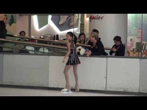 2017 Hong Kong Figure Skating Championships Junior Ladies Free Skating - Kahlen