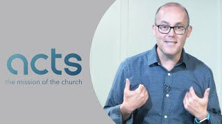 """ACTS 9 - """"The Saul in Us All"""" - Sunday, June 6, 2021"""