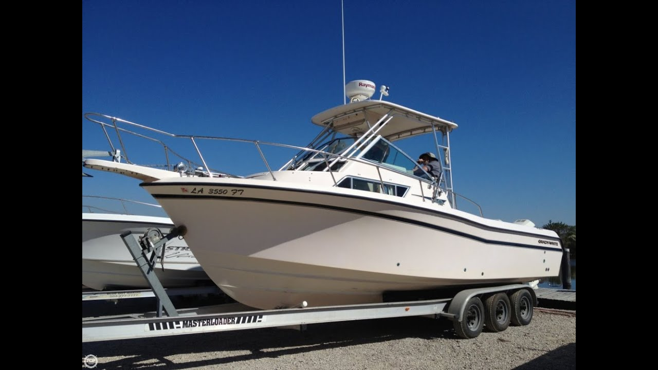 [SOLD] Used 1999 Grady-White 272 Sailfish in Pointe La Hache, Louisiana