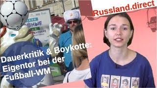 Fußball-WM: Dauerkritik & Boykotte als Eigentor