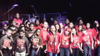 """Set Fire To The Rain"" PS22 Chorus @ Sinead O"