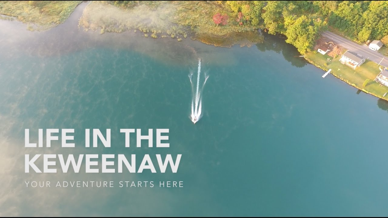 Preview image for Life in the Keweenaw video