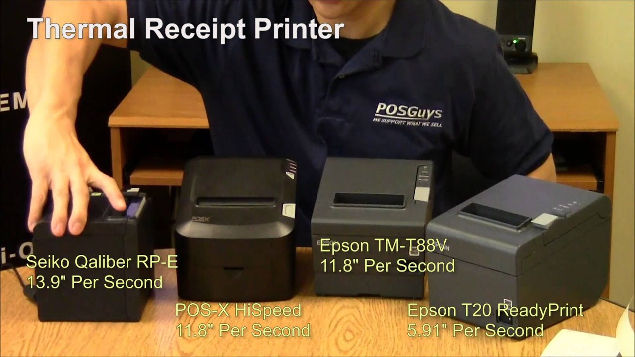 Receipt Printer | POSGuys com