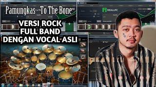 Pamungkas - To The Bone Versi Rock dengan Vokal Asli Cubase 5 Midi Instrument Cover