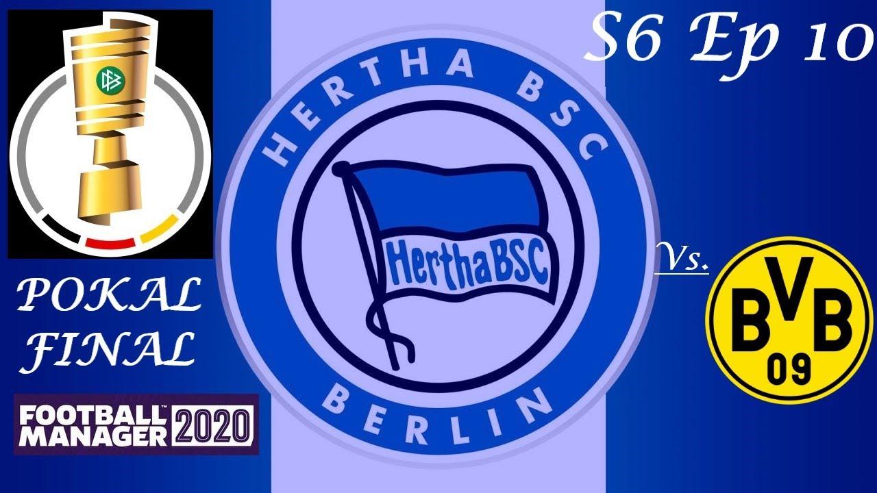 Pokal Dortmund Hertha