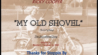 "Old School Biker Song ""My Old Shovel"" by Ricky Cooper"
